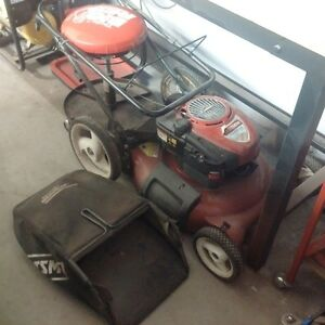 Craftsman 650 serIes lawnmower