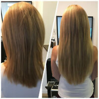 HAIR KANDY EXTENSIONS/ same day! HOT FUSIONS mobile