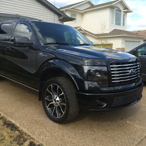 2012  F-150 Harley Davidson  Roush Supercharger