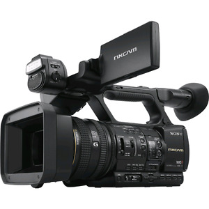 Sony Nx3 Video Camcorder Lowest Price $2500