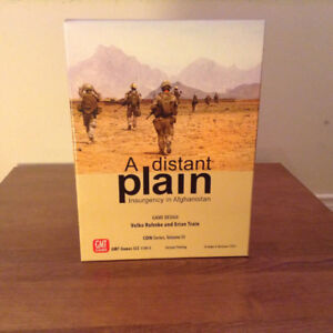 A Distant Plain board game
