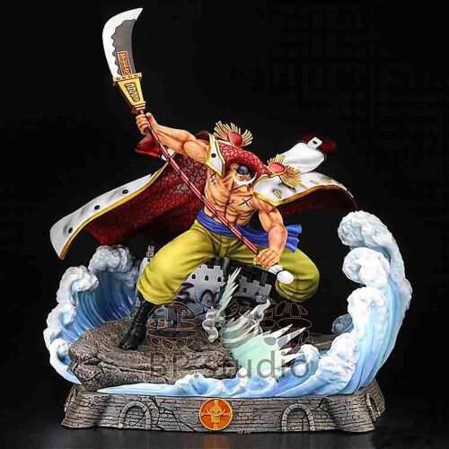 Anime One Piece Edward Newgate PVC Action Figure Collection Figurine Toy Gift