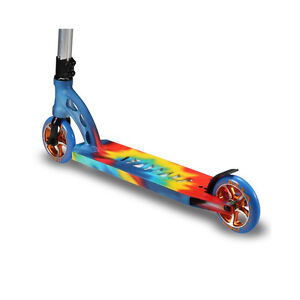 MADD Gear VX6 Extreme Tie Dye Pro Scooter BRAND NEW