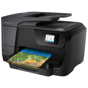 HP Officejet Pro 8710 All-in-One Wireless Duplex Colour Inkjet