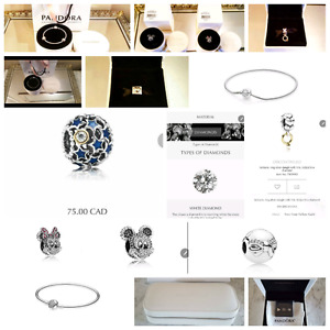 PANDORA JEWELRY CLEAR OUT!! NO REASONABLE OFFER REFUSED