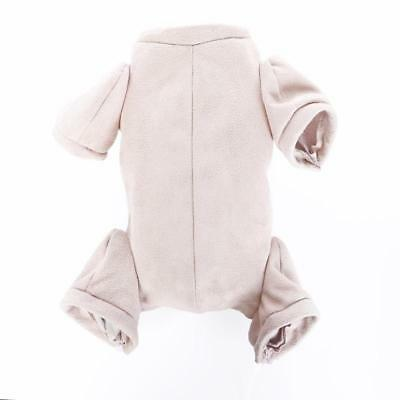 "High Quality Doe Suede Body for 3/4 Limbs 20"" - 22"" Reborn Baby Doll Kits DIY"