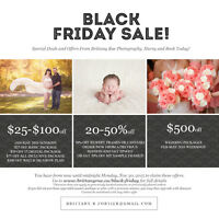 Brittany Rae Photography - Black Friday Deals