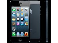 I-Phone 5 - for Sale - EE network