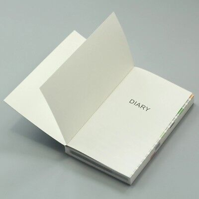 A6 Time Management Refill Undated Planner Inserts For Hobonichi Colored Pages