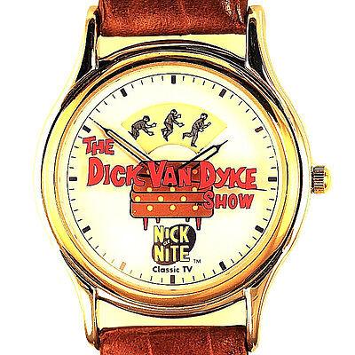 Dick Van Dyke Nick at Night Fossil Calvada Production, Unworn Numbered Watch $69
