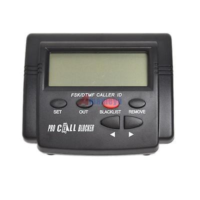 Incoming Phone Call Filter Screen Blocker LCD Display Block up 1500 Telephone No