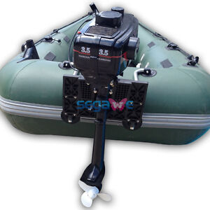 3.5HP Two-Stroke Outboard Motor Boat Engine Water Cooled Component E
