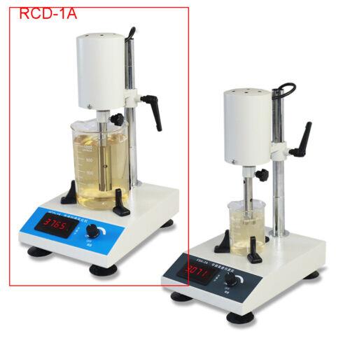 Adjustable High Speed Emulsifying Homogenizer Laboratory Dispenser 220V RCD-1A