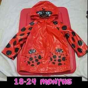 size 18-24 month raincoat