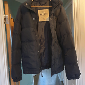 Hollister quilted jacket