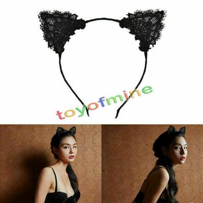 Frauen-Dame-Mädchen-Kind-nette - Nette Katze Ohren Kostüm