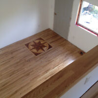 Hardwood flooring installation and restoration