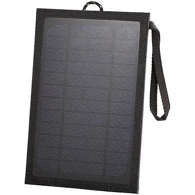 Solarzelle: USB Solarpanel für Mobilgeräte & Powerbanks, 3,5W, 5V, 750mA