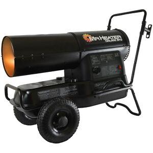 mr heater   ---brand new in box--125,000 BTU Forced Air Kerosene