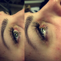 Special Full Set Of Lashes $55