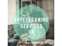 NEW PROJECT - all cleaners welcome - work your way to independce - join our community
