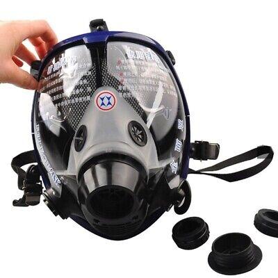 Us Facepiece Respirator Full Face Similar 6800 Gas Mask Suit Painting Spraying