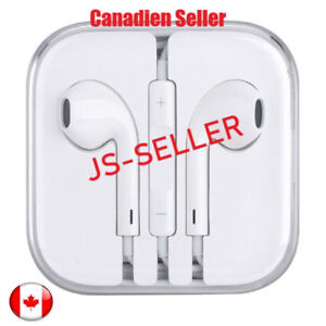 Apple Earphone Volume Control Mic for iPhone 6 6S Plus 5 5S