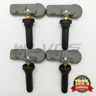 4PCS New OEM 13581558 13586335 TPMS Tire Pressure Monitoring Sensor for Chevy GM