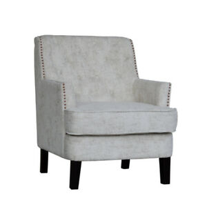 Luxury Upholstered Accent Chair in a sealed box - BRAND NEW