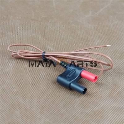 80bk-a Fluke Type K Multimeter Thermocouple Temperature Probe Cable New