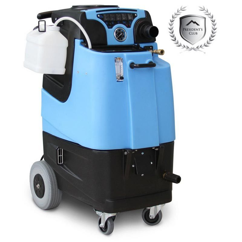 Mytee LTD3 Speedster Carpet Extractor - Portable with Heat Auto Feed and Dump