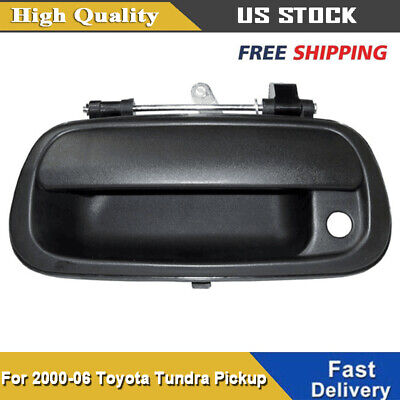 Fits Toyota Tundra Truck 00-06 Tailgate Liftgate Rear Back Latch Door Handle ()