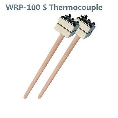 Wrp-100 S-type Platinum Rhodium Thermocouple Temperature Sensor Probe Head