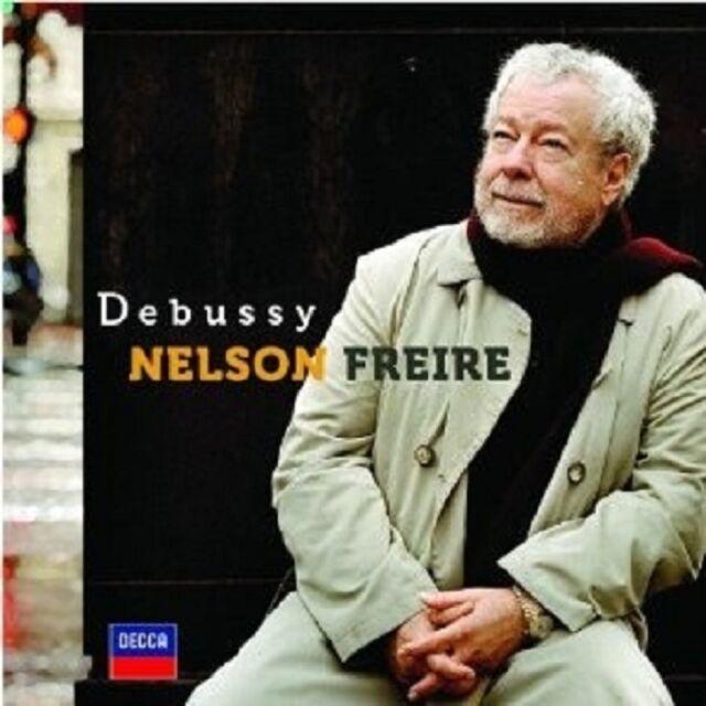 NELSON FREIRE - PRELUDES I/CHILDREN'S CORNER/... CD NEU