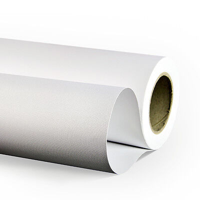 "Fine Art Canvas Inkjet Leinwand 240M | 100% Polyester | 44"" x 30m | *Extra lang*"