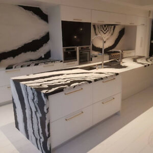 ^Granite-Quartz - Kitchen Countertops+ 5000 Slabs + 500 Colours