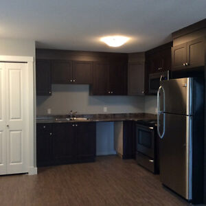 Brand New 2 Bedroom with in-suite laundry