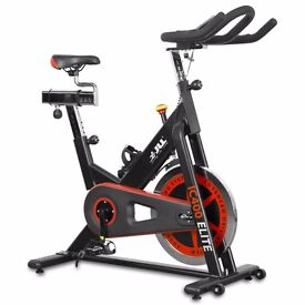 IC400 ELITE Indoor Cycling Bike 20kg two-way Flywheel 12 Months Warranty | Daddy Supplements
