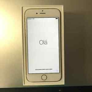 iphone 6s gold 64gb with great condition