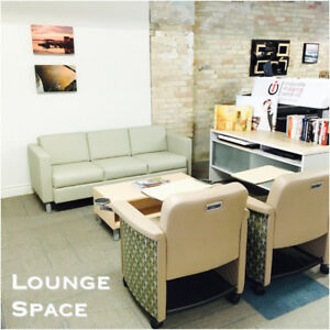 Workgroup Office Space $595