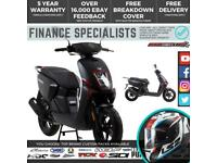 Lexmoto Nano 50 EFi 50cc Small Light Scooter *FINANCE & DELIVERY AVAILABLE*