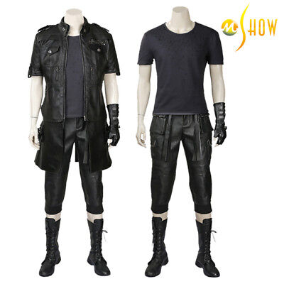 Hot Game Final Fantasy XV Noctis Lucis Caelums Cosplay Costume for Halloween - Hot Halloween Costumes For Adults