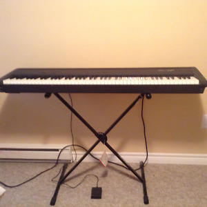 88 weighted action Roland Keyboard
