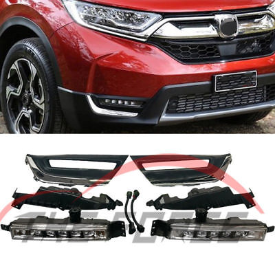 Original Front Fog/Driving Lights Lamps Assembly For Honda CRV CR-V G5 2017-2018