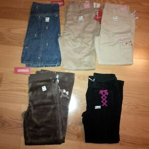 Gymboree Pants and Shirts - size 7-10 - prices as marked