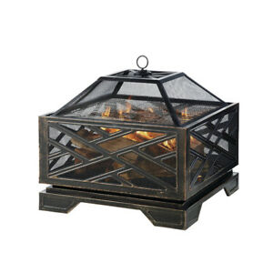 NEW in Box - Martin Extra Deep Wood Burning Fire Pit