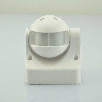 SENSOR DE MOVIMIENTO por infrarojos para luces luz PIR luz seguridad detector#