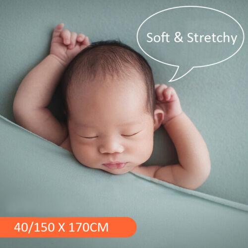 Newborn Photography Props Baby Swaddling Wrap Blanket Backdrop Photo Shoot Cloth
