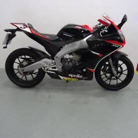 APRILIA RS4. ONLY 9278 MILES. STAFFORD MOTORCYCLES LIMITED