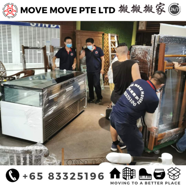 Professional Shop Moving Commercial Moving Office Relocation MOVE MOVE MOVERS